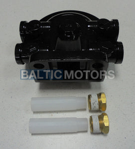 "Bracket fuel filter 1/4"" (ALU)"