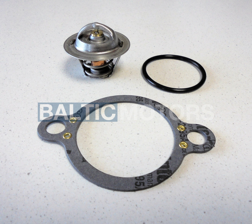 Thermostat 65.6° C (150° F) kit Volvo Penta, OMC V6 V8  3587597