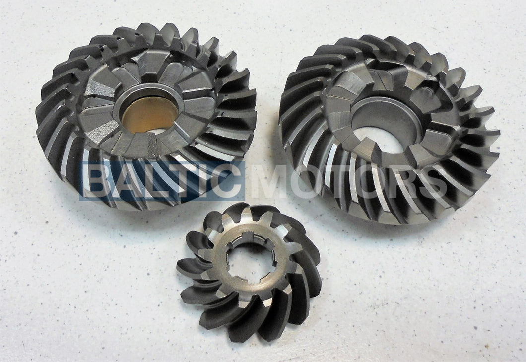 Gear set Yamaha F50 HP (62Y) 6H4-45551-00-00; 6H4-45560-01-00; 62Y-45571-00-00