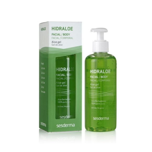 HIDRALOE GEL X 250 ML