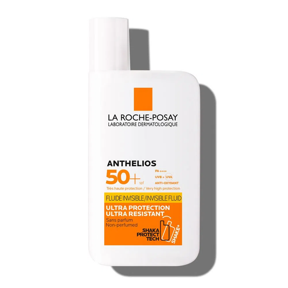 ANTHELIOS SHAKA SPF50 FLUIDO SIN COLOR