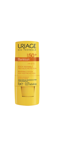 BARIÉSUN STICK INVISIBLE SPF50+ x 8 Gr. (Uriage)
