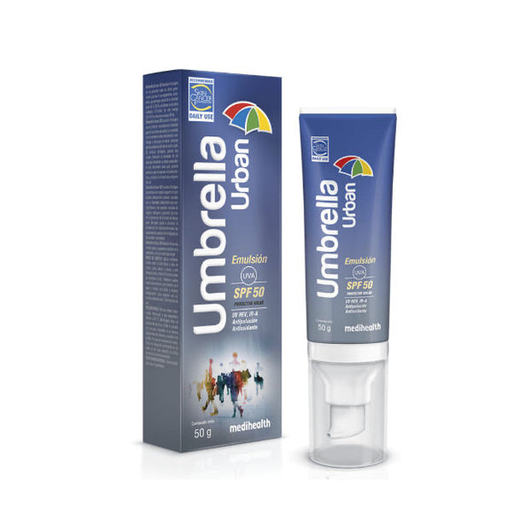 UMBRELLA URBAN SPF 50+ X 50 GR. (MEDIHEALTH)