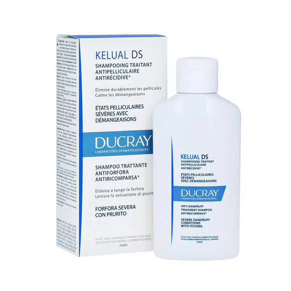 KELUAL DS SHAMPOO X 100 ML