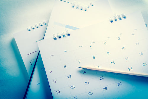 When And How To Buff Your Commercial Floors scheduling calendar