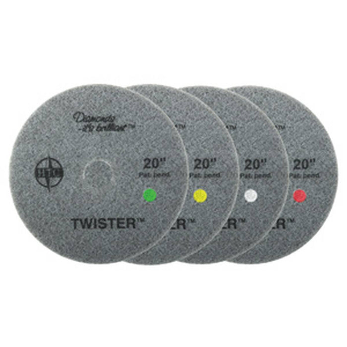 "Americo Twister Starter Pack Plus  - 17"" (Pack of 4)"