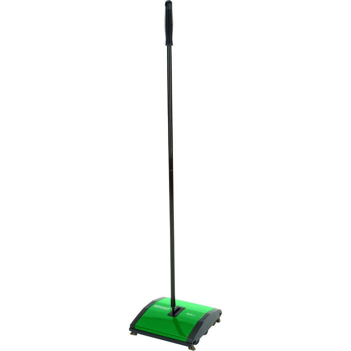 Bissell Manual Sweeper, Tufted & Twisted Brushes