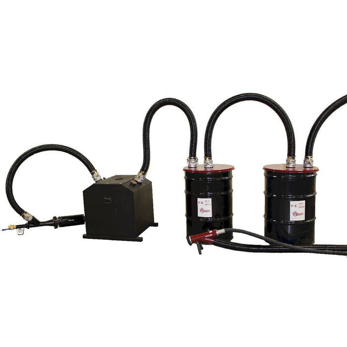 Novatek Contained Blast System Kit D