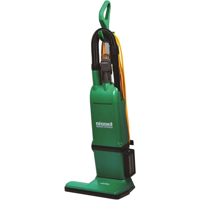 "Bissell 15"" Heavy Duty Dual Motor Upright Vacuum with On-Board Tools"