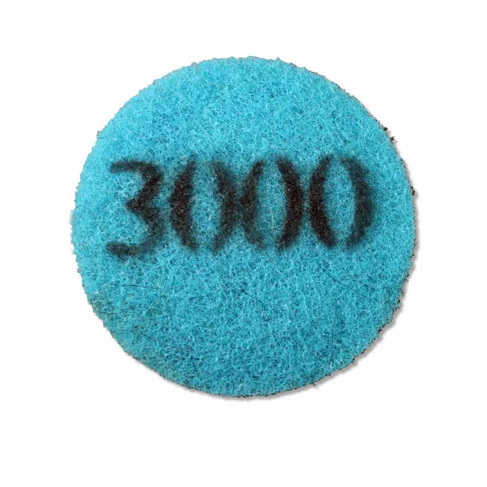 3000 Grit Poly Pad - 6.5""