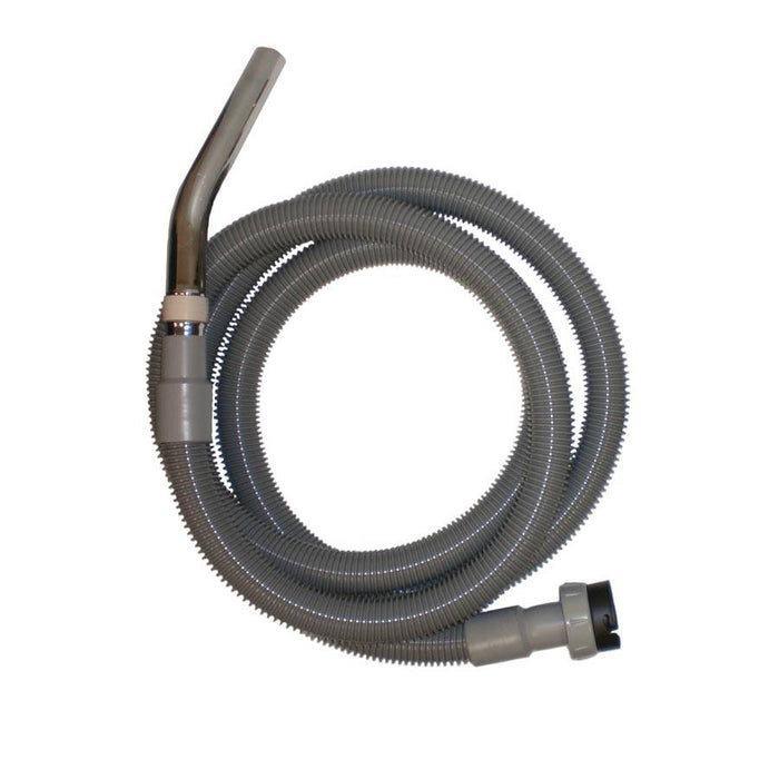 10ft Vinyl Hose w/Swivel Hose Connector and Metal Elbow