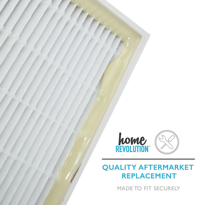 Whirlpool Part # 1183054K and 1183054 for Whirlpool Whispure AP450, AP510, AP45030HO Models, Comparable Air Purifier Filter. A Home Revolution Brand Quality Aftermarket Replacement