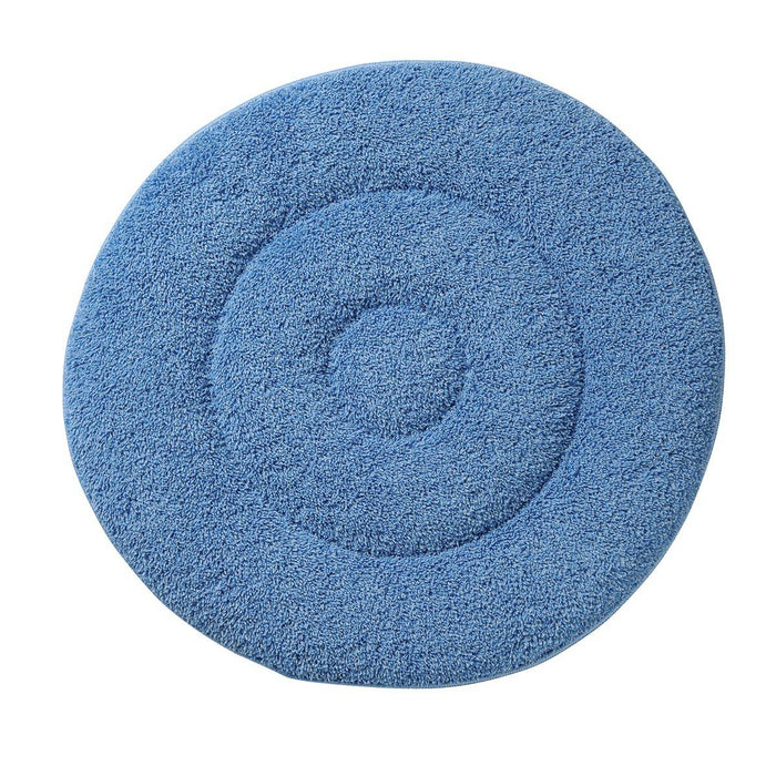 "Americo Micro Fiber Blue Bonnet Floor Pads - 17"" (Pack of 2)"