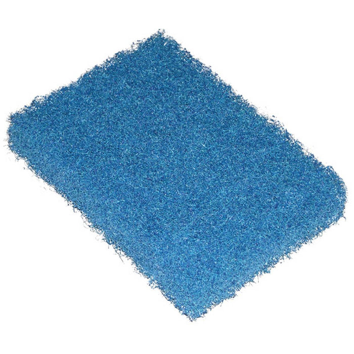Americo Cleaning Pad 96-88 Medium Duty Blue (Pack of 20)