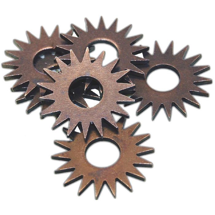 "Novatek Carbon Steel ""Star"" Cutters (Pack of 2 )"
