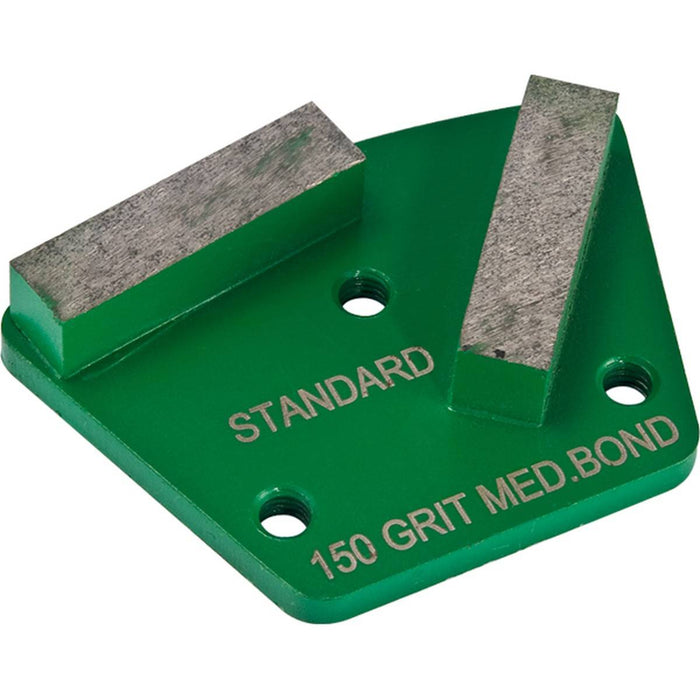 Diamond Productions Polar Standard 2 Segment (3-Hole System) - Medium Bond