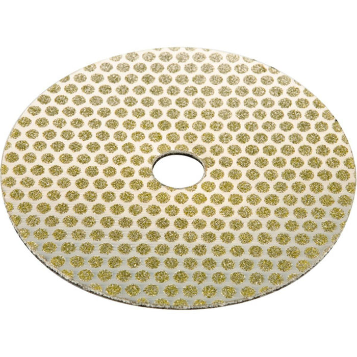 "Diamond Productions Excalibur Rigid 3"" Disc - 60 Grit"