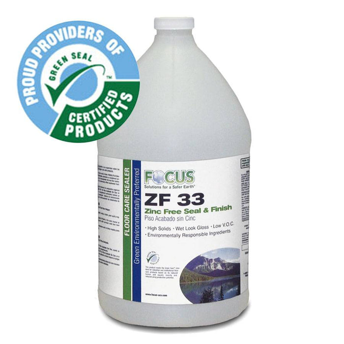 Focus ZF 33 Zinc Free Seal & Finish