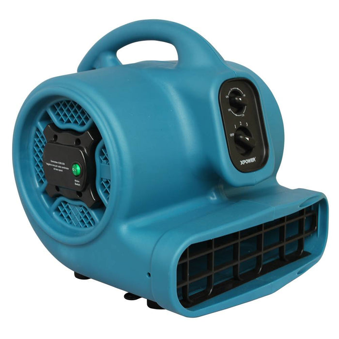 XPower P-450NT Freshen Aire 1/3 HP Scented Air Mover with Ionizer