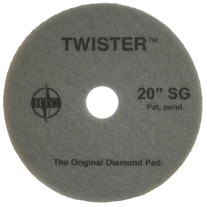 "Americo Twister Super Gloss Floor Pads  - 20"" (Pack of 2)"