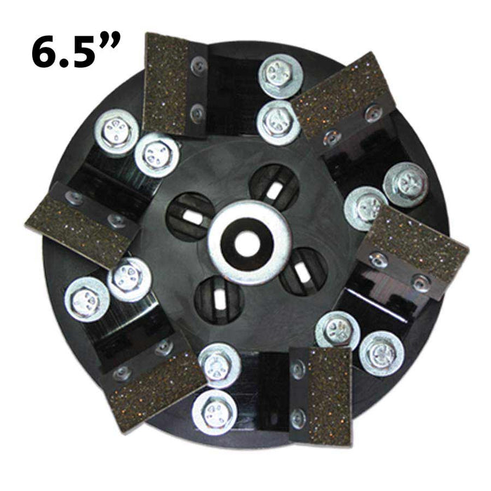 "Onfloor 6.5"" Diamabrush Spring 100 Grit Replacement Blades"