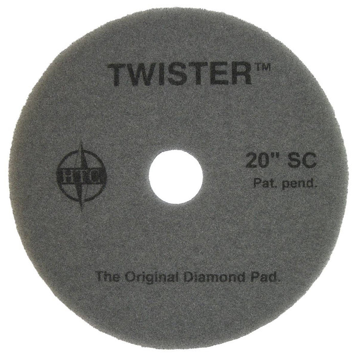 "Americo Twister Super Clean Floor Pads  - 17"" (Pack of 2)"