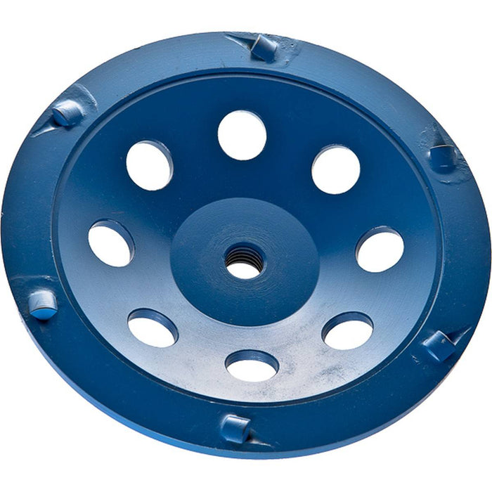 "Diamond Productions PCD Cupwheel 5"" - 5/8-11"