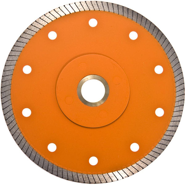 Diamond Productions Porcelain Turbo Cutting Blade - 4.5""