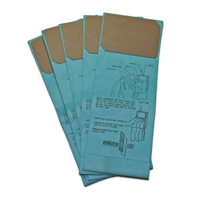 Twinmaster MicroPly Paper Filter Bags