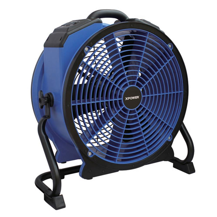XPower X-48ATR 1/3 HP Professional High Temperature Axial Fan