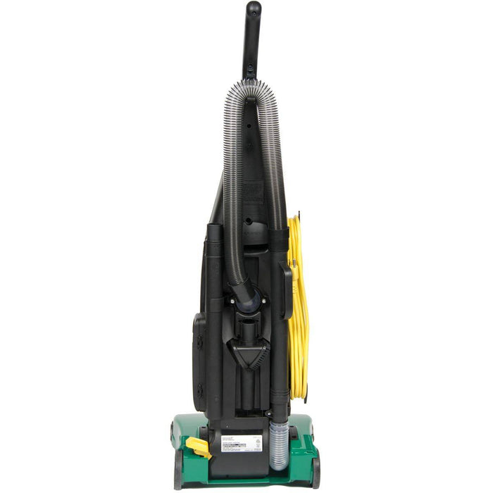 "Bissell 13"" Pro PowerForce Bagged Single Motor Upright Vacuum with On-board Tools"