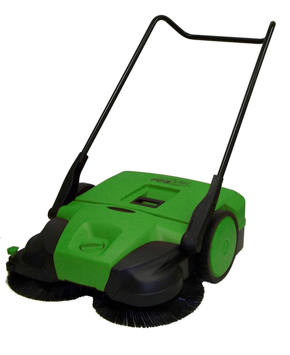 Bissell® Commercial 477 Push Power Floor and Carpet Sweeper