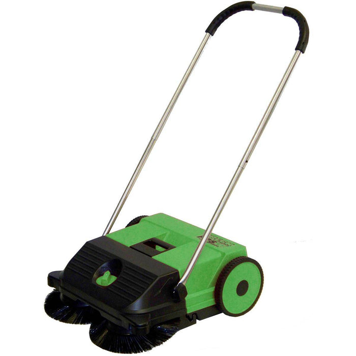 Bissell Manual Sweeper, Tight-Spot Cleaning