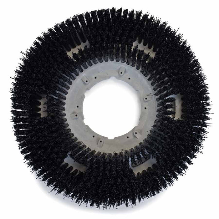 "Carlisle 15""  Colortech™ Nylon General Scrubbing Stiff Brush"