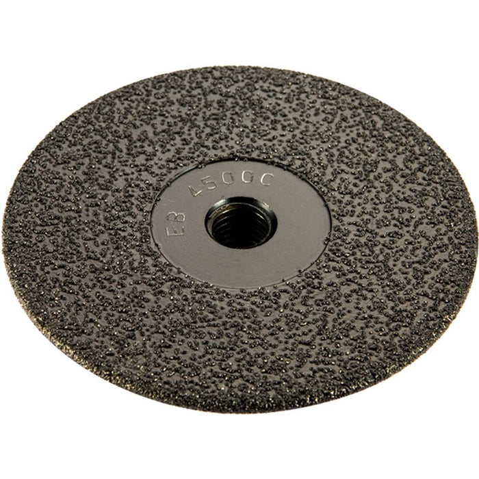 Diamond Productions Vacuum Brazed Cupwheel - 4""