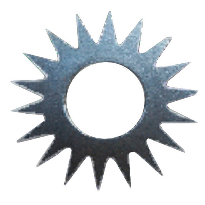 "Novatek Carbon Steel ""Star"" Cutter (Pack of 200)"