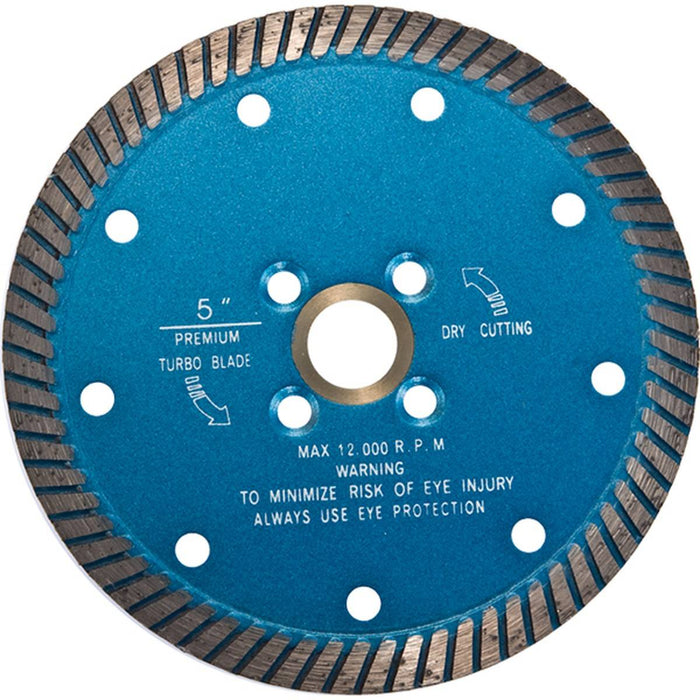 Diamond Productions ABC Granite Cutting Blade - 7""