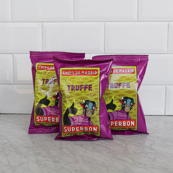 Chips Truffe Superbon (3x40g)