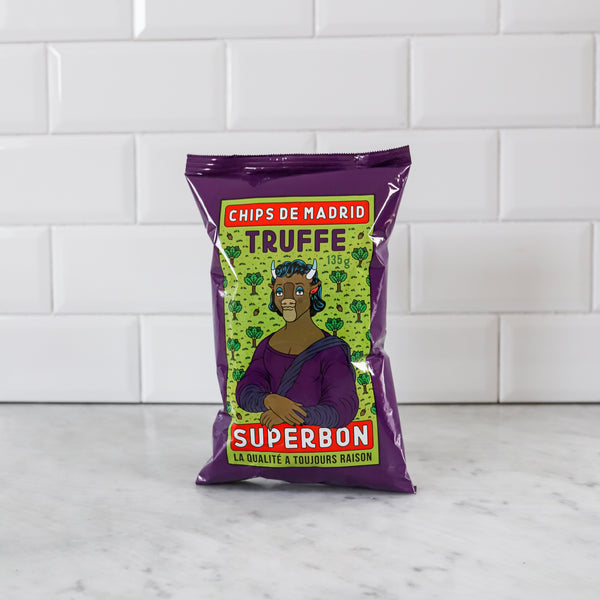 Chips Truffe Superbon (135g)