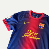 Vintage Nike Barcelona 2012/13 Football Shirt
