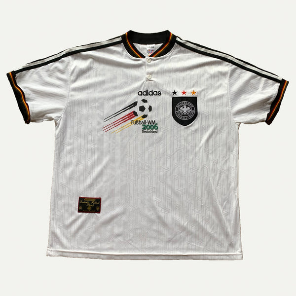 Vintage Adidas Germany Football Shirt 1996/98