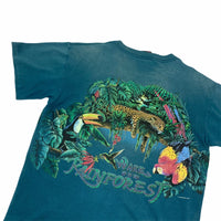 Vintage Welcome to the Rainforest T Shirt