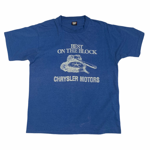 Vintage Chrysler Motors T Shirt