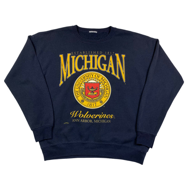 Vintage University of Michigan Wolverines Sweatshirt