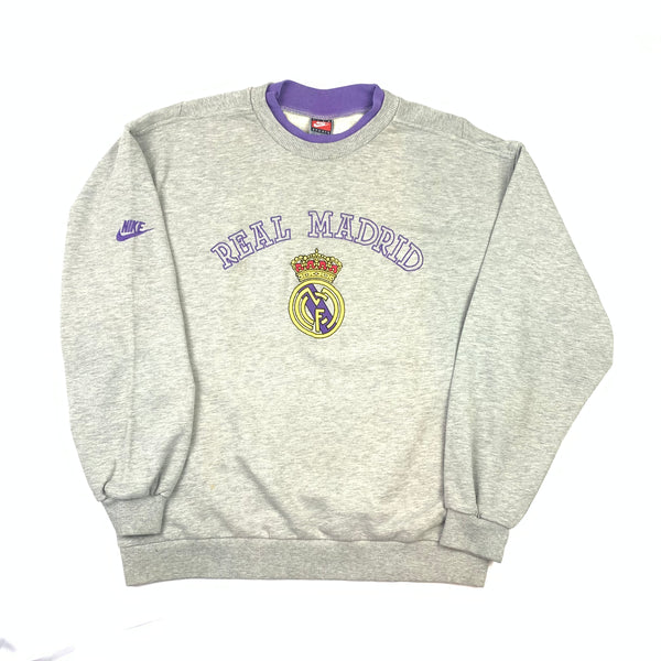 Vintage Nike Real Madrid Sweatshirt