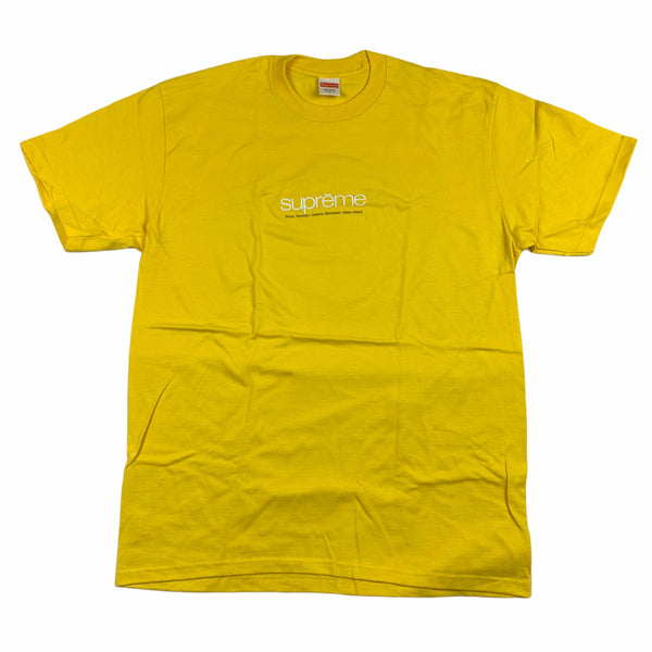 Supreme SS21 Five Boroughs T Shirt (New)
