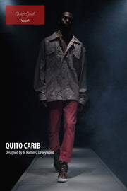 _QUITO CARIB by M Ramirez Deheywood