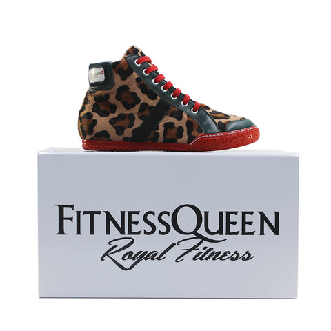 FITNESSQUEEN ROYAL by Charlestina Hyde