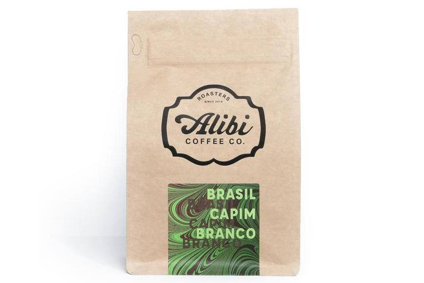 Alibi Coffee - Brazilian