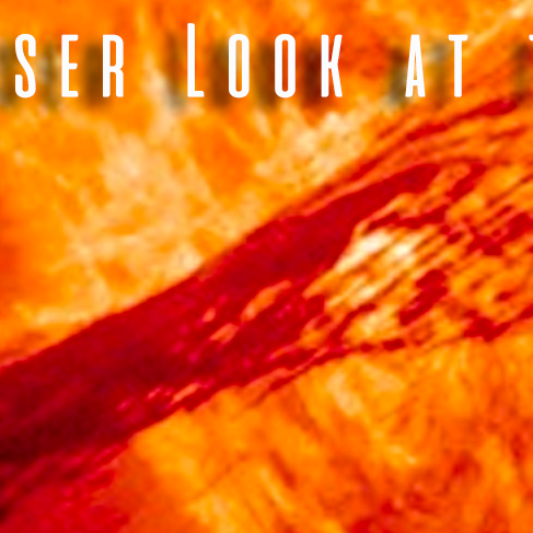 Gary Palmer - A Closer Look at the Sun